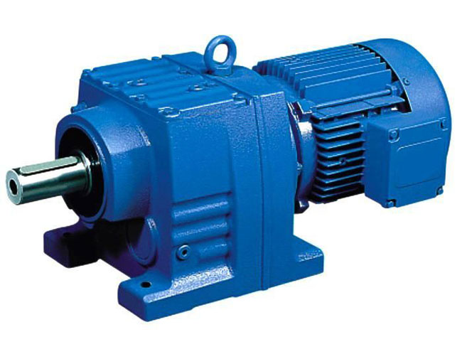 R系列-斜齿轮减速电机